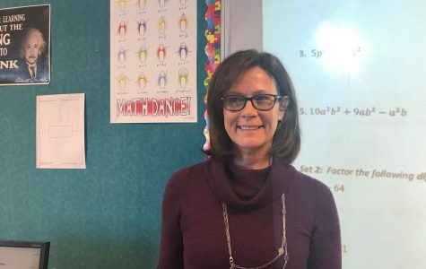 Faculty Friday: Maggie Perrault