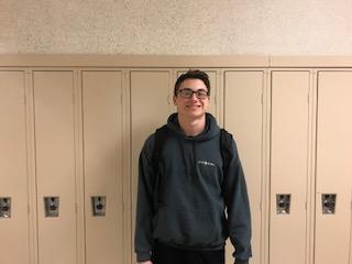 Junior Wednesday: Nick Alessi
