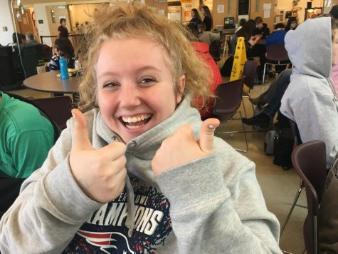 Junior Wednesday: Caroline Ransden