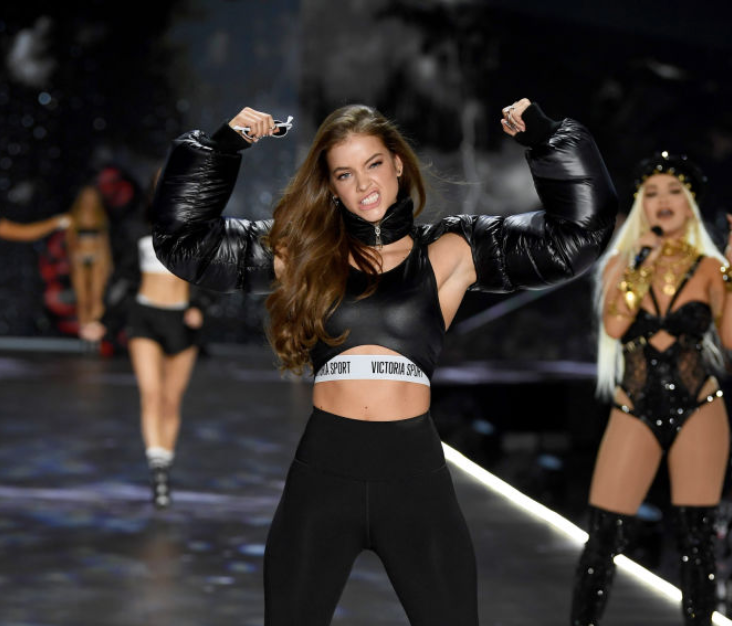 Online Editor Liza Armstrong argues that when Victoria's Secret crowned Barbara Palvin as