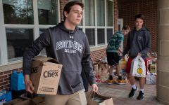 Student council wraps up successful spring food drive
