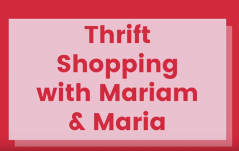 Thrifting with Mariam and Maria: Grime and Savers review