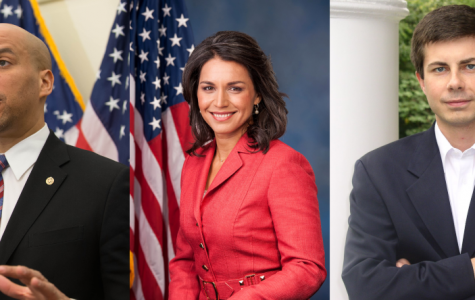 A look at three candidates for the 2020 Democratic presidential nomination