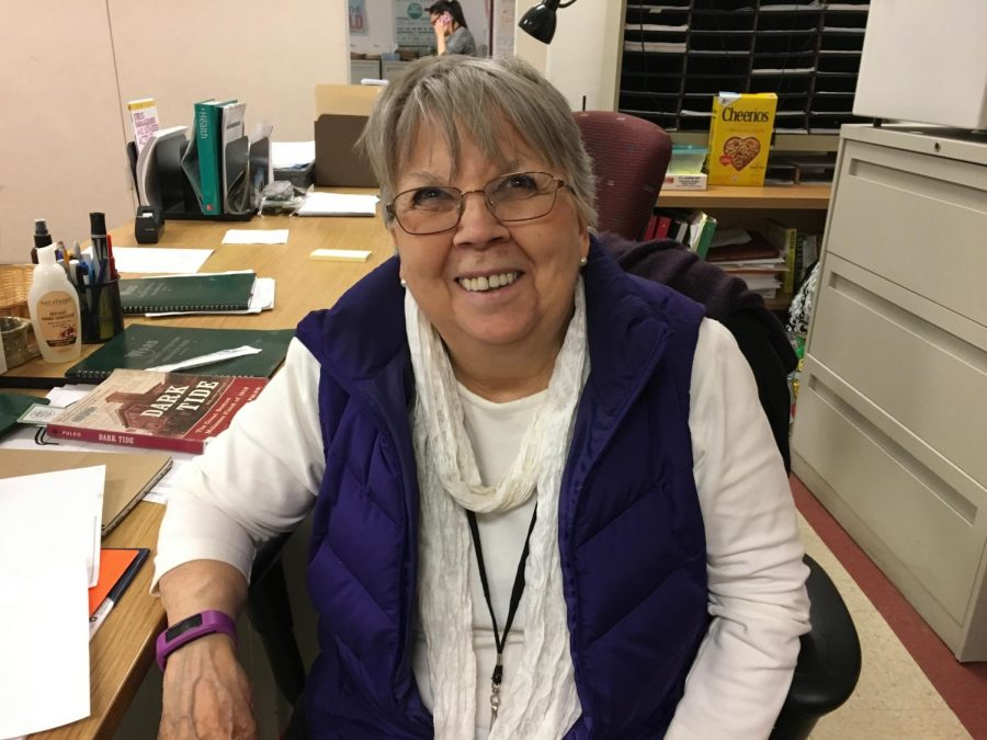 Faculty Friday: Corrine Emge