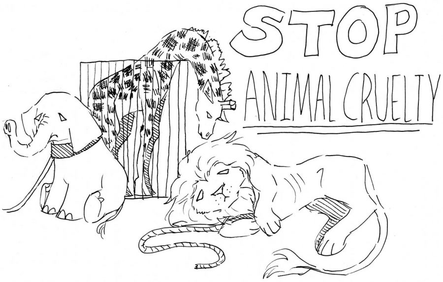 Staff writer Shakila Sivarajan writes that animal cruelty still exists in circuses and in order to combat this issue, circuses must be boycotted.