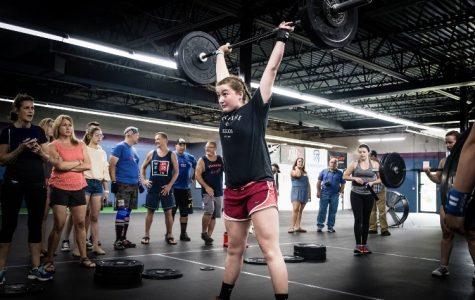 Fiore dominates Crossfit competitions