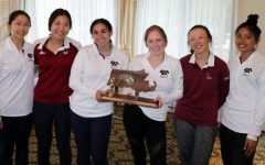 Girls' golf wins district title for first time in program history