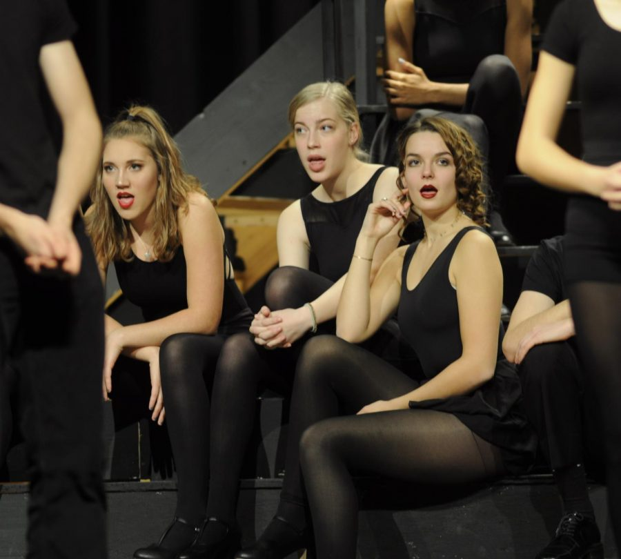 With performances on December 6, 7 and 8, Chicago the Musical impressed audiences with its Jazz era drama and comedy.