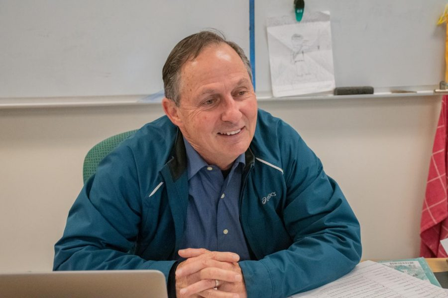 Chemistry teacher Ken Wieder's wisdom and personality by colleagues and students after he retires.