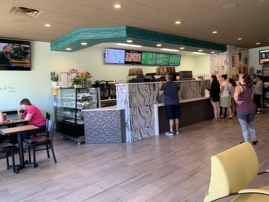 REVIEW: InHouse Coffee fills need for afterschool hangout