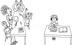 Group work fails with no teamwork