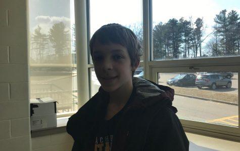 Freshman Monday: Izak Shreeve