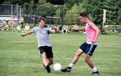SLIDESHOW: Fall athletes begin their season at tryouts