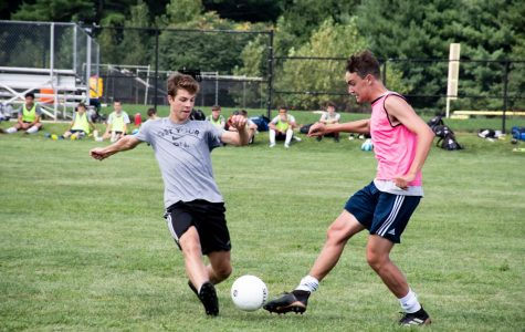 SLIDESHOW: Fall athletes begin their season at tryouts