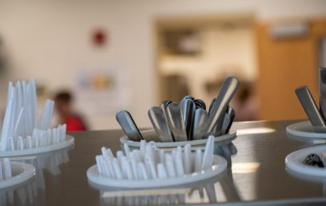 Cafeteria launches new environmental changes