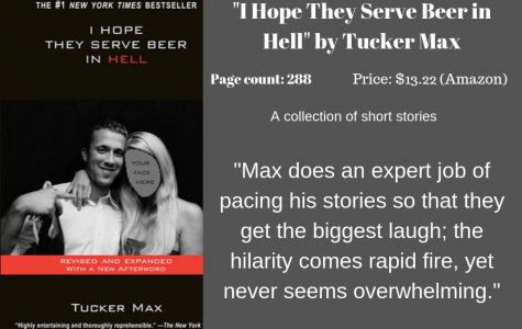 REVIEW: Max perfectly uses comedic timing in 'I Hope They Serve Beer in Hell'