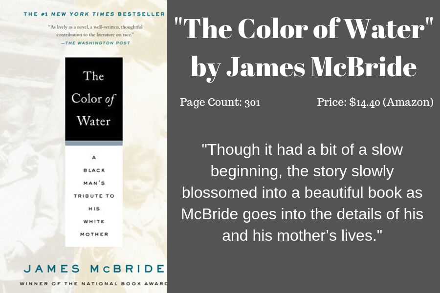 Staff writer Maryam Ahmed writes that James McBride describes the reality of being an interracial couple in the 1900s in