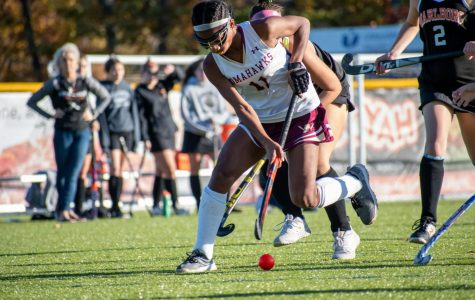 SLIDESHOW: Field hockey ends season with win against Marlborough