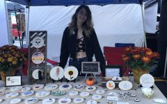 Q&A: Senior sells embroidery to masses