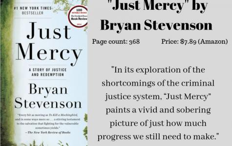 Staff writer Kathryn Zaia writes that Bryan Stevenson's book