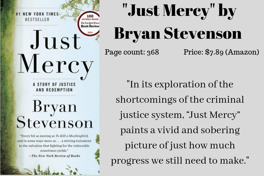 Staff+writer+Kathryn+Zaia+writes+that+Bryan+Stevenson%27s+book+%22Just+Mercy%22+shines+light+on+the+corruption+in+America%27s+criminal+justice+system+despite+being+hard+to+follow+at+some+points.