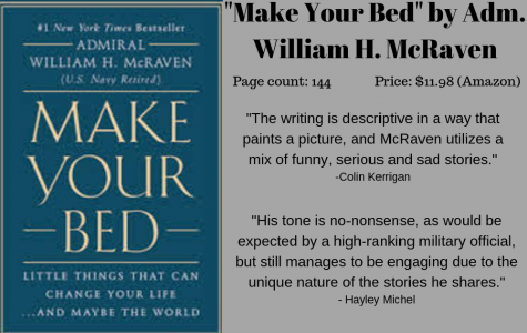 """REVIEW: """"Make Your Bed"""" brings Navy SEAL training ideas to everyday life"""