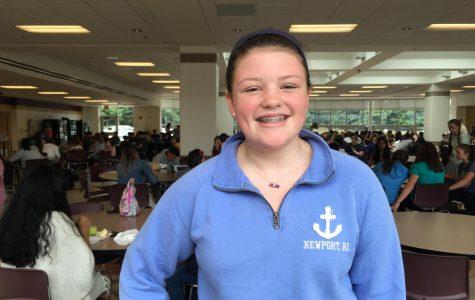 Freshman Monday: Audrey Richardson