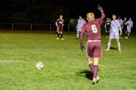 Boys' soccer falls in overtime to Westborough in CMASS quarterfinals