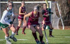 Field hockey loses in CMASS title game