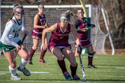 Algonquin alumna Decker returns to coach girls' lacrosse
