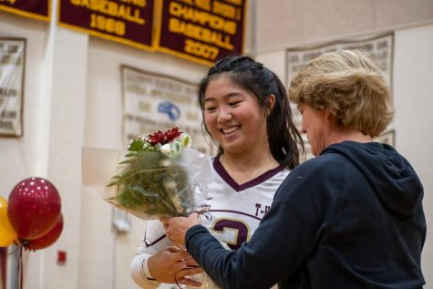 SLIDESHOW: Fall sports celebrate seniors with annual Senior Nights