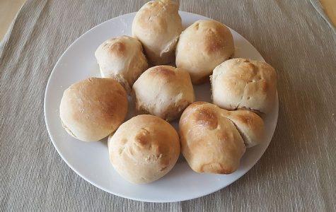 Psychology teacher Christina Smith's recipe for fluffy dinner rolls
