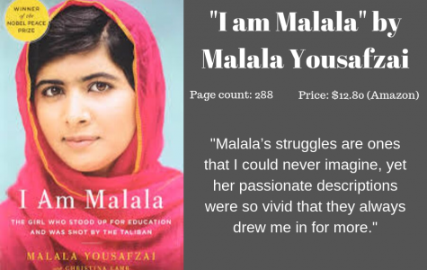 """REVIEW: """"I am Malala"""" teaches about women in Pakistan, inspires readers"""