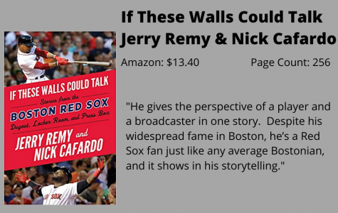 REVIEW: Remy gives Red Sox Nation a voice in 'If These Walls Could Talk'