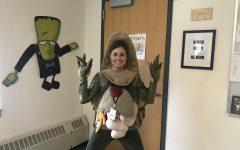SLIDESHOW: Algonquin shows Halloween spirit with costumes