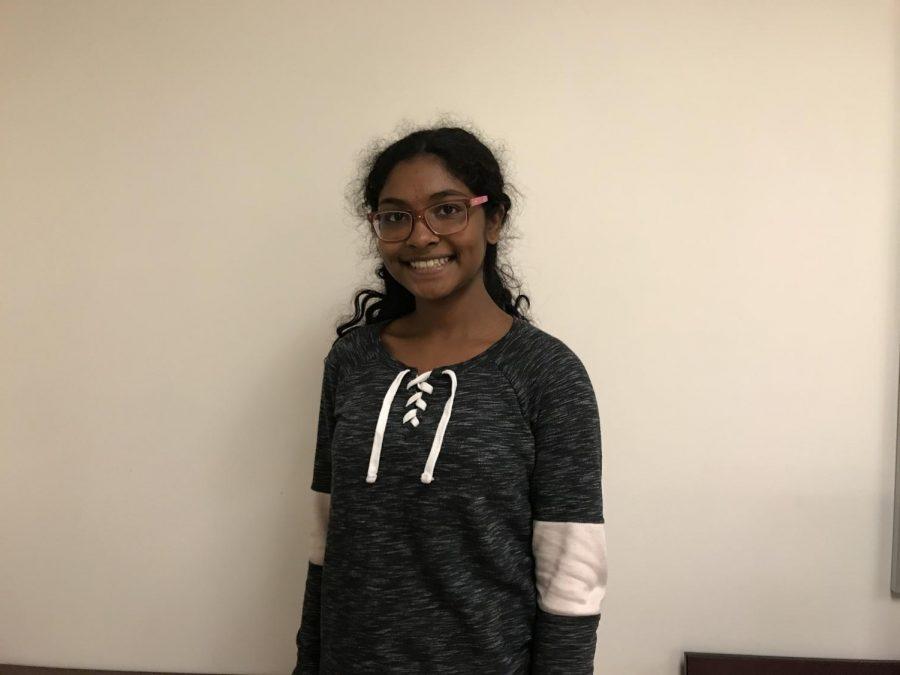 Sahana Sivarajan