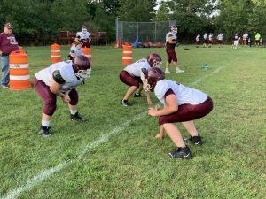 Sophomore to showcase series of videos on football team at fundraiser for autism