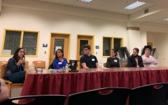 Networking Night allows students to connect with professionals