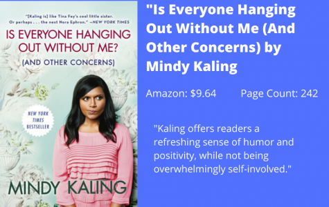 REVIEW: Kaling's memoir consists of light-hearted coming of age stories