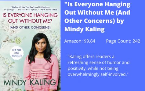 Staff Writer Jula Utzschneider writes that Mindy Kaling's book portrays her in a humbling light.