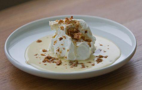 English teacher Sara Stein's recipe for snow pudding