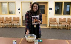 Alumna shares experiences with mental health, shares cookbook to help others