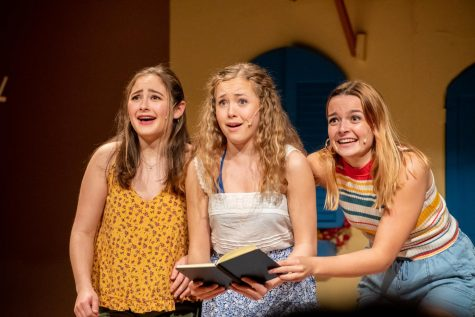 Strong cast, crew showcase passion in musical
