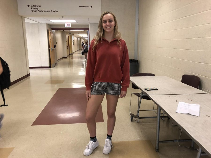 INFOGRAPHIC: Students show off thrift store finds