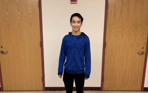 Sophomore Tuesday: Andrew Lee