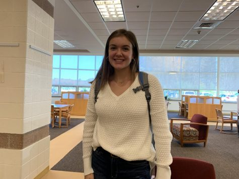 Junior Wednesday: Caroline Ransden