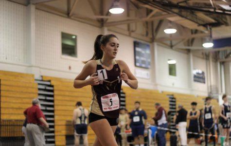Girls' Indoor Track