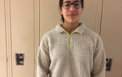 Freshman Monday: Maria McNeal