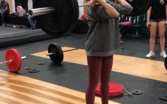 Freshman raises the bar at Crossfit competitions