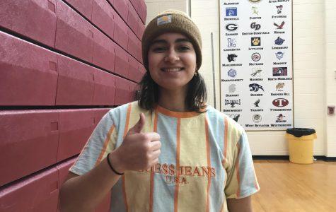 Senior Thursday: Rachel Sampio